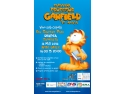 garfield. CARAVANA GARFIELD AJUNGE IN ACEST WEEKEND IN ORADEA LA ERA SHOPPING PARK.