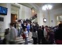 Numar record de vizitatori la lansarea Discovery Channel in Noaptea Europeana a Muzeelor 2011