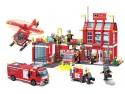 comanda online jucarii. Jucarii Lego City Statie de Pompieri