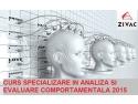 Zivac (Centrul de Cercetare Comportamentala) - a treia editie a Cursului de Specializare in Analiza si Evaluare Comportamentala televizoare led