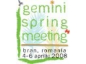 Spring. 'Work hard, play hard' cu Gemini SP, HP si DELL la Gemini Spring Meeting