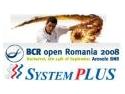 BCR. System Plus este furnizorul oficial al BCR Open Romania