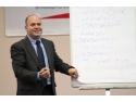 INTELIGENŢA EMOŢIONALĂ – gestionarea emoţiilor la locul de muncă şi Professional Business Presentations ambele susţinute de George Avram