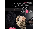 hair styling. CREATIVE ART SHOW - Make-Up - Hair -Nail Art -
