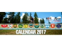 tur ciclist. Calendar Riders Club 2017