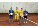 banda dublu adeziva. Romania Joaca Tenis la Dublu, Tenis Partener