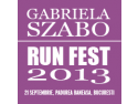 Pe 23 august se da startul la inscrierea in concursul Gabriela Szabo Run Fest 2013