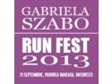 gabriela cozmanciuc. Pe 23 august se da startul la inscrierea in concursul Gabriela Szabo Run Fest 2013