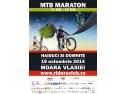 codrii vlasiei. Peste 1000 de haiduci si domnite inscrisi la maratonul de ciclism de la Moara Vlasiei