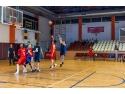 munca în echipă. Romanian Corporate Sports - Baschet 2016