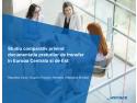 semineu centrala. Taxarea companiilor afiliate in Europa Centrala si de Est. Studiu comparativ privind documentatia preturilor de transfer in Europa Centrala si de Est