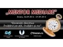 Mentor Mediare, editia a II-a, 2014