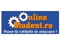 promovare online site. S-a lansat OnlineStudent.ro  -  Site de resurse studentesti