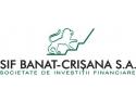 ban. SIF Banat - Crişana a subscris la Banca Transilvania