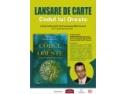 """Sesiune de autografe si lansare de carte """"Codul lui Oreste"""" la Alexandria Librarii Focsani"""