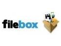 fisiere. Fa cunostinta cu cel mai modern serviciu de hosting VIDEO si FISIERE: filebox.ro