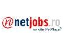 Peste 1300 de locuri de munca pe NetJobs.ro
