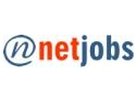 banii pe net. NetJobs.ro are o noua imagine