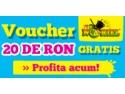 Ron. Reducere 20 RON la cadourile de 1 iunie, in magazinul online Noriel