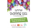 mistery shopping disruption. În Băneasa Shopping City are loc Summer Shopping Fest