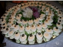 salt and pepper catering. catering Bucuresti - Delarte Catering