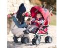 Carucioarele care ofera o pozitie confortabila bebelusului