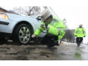 iarna. Ce riscati daca nu va echipati automobilul cu anvelopele de iarna?