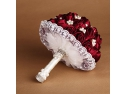 Cele mai importante buchete de flori  ce fac o nunta speciala cadou dulce