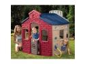 Creati un loc de joaca chiar in curtea casei dumneavoastra! naturala