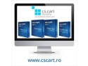 licente. Creaza un site performant pe platforma revolutionara Cs-Cart!