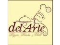 comenzi pizza. Daca azi vrei pizza, incearca una de la pizzeria Delarte.ro