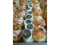salt and pepper catering. Delarte Catering