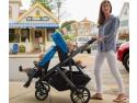 Dispozitive concepute pentru deplasarile in parc sau cu masina a copiilor