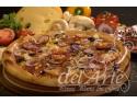 meciul zilei. Echipa Delarte va surpinde cu ofertele zilei la pizza!