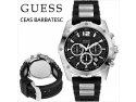 Guess. Ceas barbatesc Guess INTREPID W0167G1