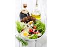 In sezonul cald, salata este preparatul consumat de foarte multa lume