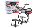 instrumente muzicale nationale. Set de tobe cu panou electric Bontempi