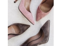 acoperitori pantofi. Pantofii  care ne fac sa ne simtim speciale