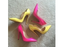 pantofi piele femei. Pantofii stiletto sunt cei mai apreciati de femei