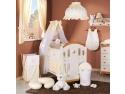 Patuturi copii si mobilier pentru o amenajare frumoasa a camerei copilului tau