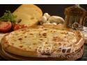 pizza hut. Pizza de la pizzeria DelArte, o optiune bine savurata oricand