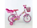 bicicleta magnetica. Bicicleta Hello Kitty Airplane Ironway