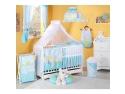 scheme de culori. Lenjerii de pat pentru copii intr-o gama variata de modele si culori
