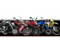 Service modern pentru reparatie motociclete