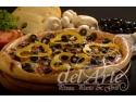 Savureaza o pizza adevarata coapta in cuptorul cu lemne! – DelArte.ro
