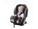 Scaun auto Georgia cu Isofix si Top Tether Gri KidsCare performanta