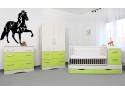 pereti cortina.  Stickerele decorative pentru pereti, un nou produs marca bebecarucior.