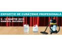 expo cleaning. SDS Group vă aşteaptă la Cleaning Show