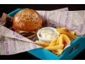 Nabu Bar, Un restaurant cu narghilea in bucuresti, unde poti manca burgeri buni renault day