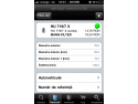 aplicatie iphone. Prima aplicatie Iphone-based pentru identificare si comenzi de piese si componente auto din Romania.